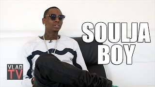 "Soulja Boy: ""Crank That"" Making $8M at 16, Meaning of ""Superman That H*e"""