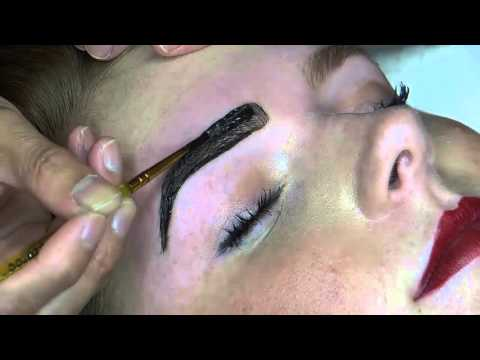 Before and After: Brow Tint