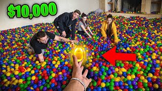 FIND THE EGG, WIN $10,000! *Golden Egg Challenge*