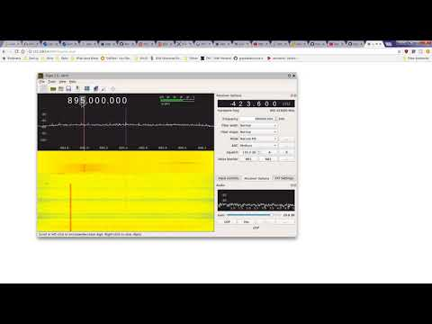 gqrx in a web browser [TEST]