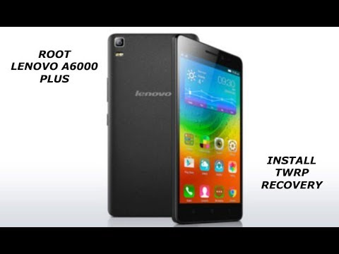 How To Install Custom Recovery (TWRP /CWM) In Lenovo A6000/Plus Without pc