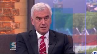John McDonnell Full Interview - Peston on Sunday