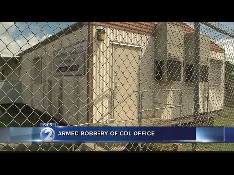 City shuts down Halawa commercial driver licensing office after armed robbery