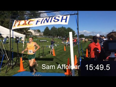 Sam Affolder First Place Finish at PTXC9