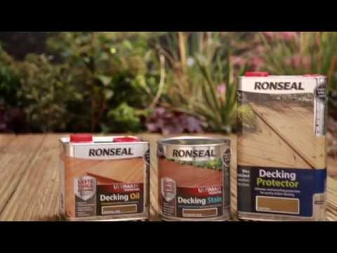 How to Choose the Right Product for your Decking