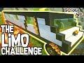 Scrap Mechanic - THE LIMO CHALLENGE!! VS AshDubh & Speedy - [#54]   Gameplay