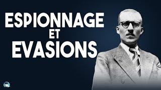 Espionnage et folles évasions - La Résistance française