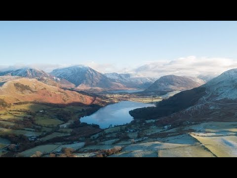 New Lakes District TV Pilot 2018 with Peter Sidwell