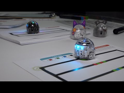 Toy Fair 2018: Ozobot Evo