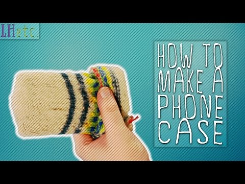 How to Make a Phone Case