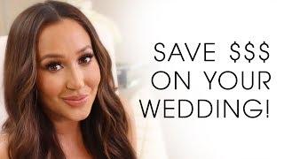 How I Planned my DREAM Wedding | Hi-Low Hacks