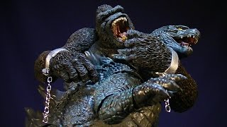 MCFARLANE MOVIE MANIACS KING KONG (1933) - SERIES 3 DELUXE UNBOXING AND FIRST IMPRESSIONS