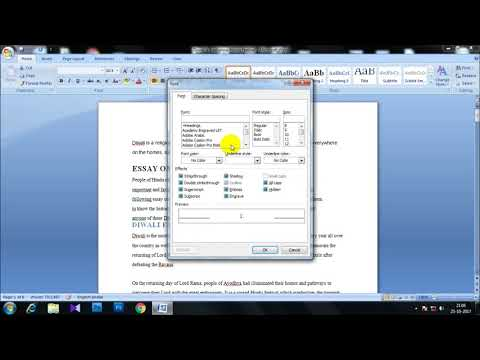 How to use Bullets and Numbers in Microsoft Word bangla