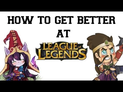 Best Tip on Getting Out Of Bronze (How to get Better at League of Legends)