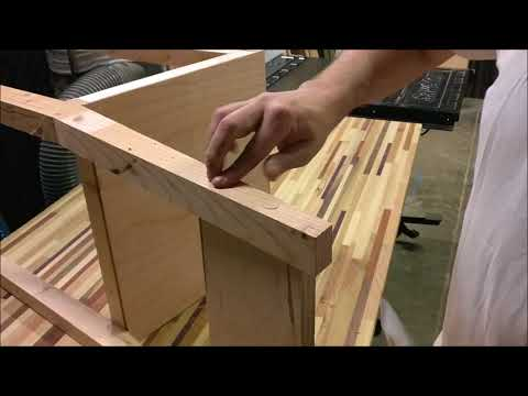 Building a masterpiece chair (April fools 2018)