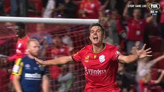 Match Highlights | Adelaide United v Central Coast Mariners | Hyundai A-League