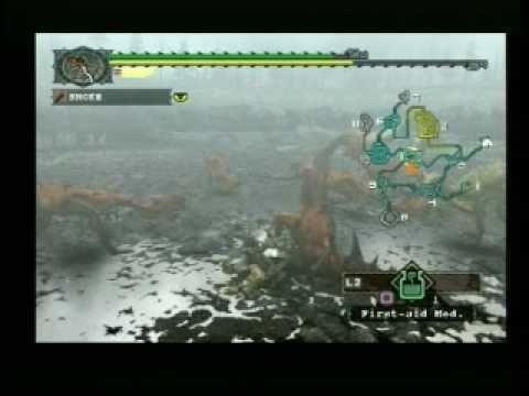 Monster Hunter-Slay the Rathian!-Part 4/4-(PS2)-PAL-