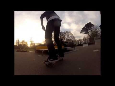 Mathieu Merci Part skate 2013