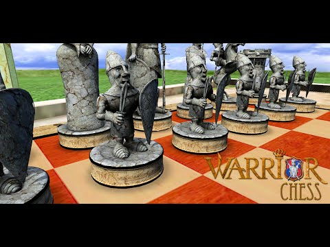 Warrior Chess (iOS · Mac · Android · Kindle) - Promo 2
