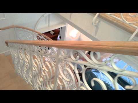 Bending railings