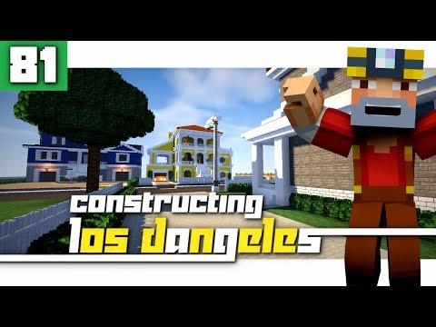 Constructing Los Dangeles: Season 2 - Episode 81! (Floor Plans!)