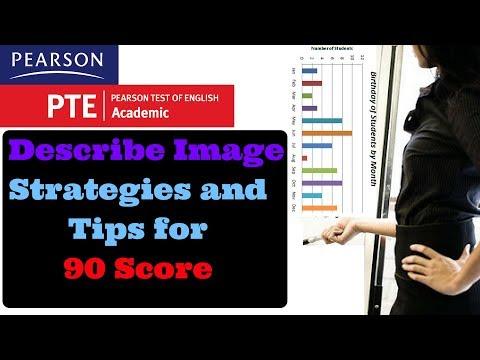 PTE Describe Image Tips to score 90