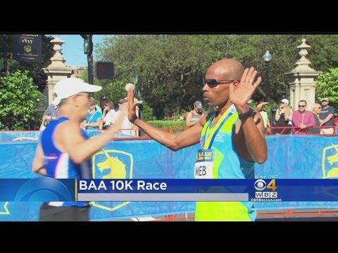 Boston Marathon Winner Returns For BAA 10K Race