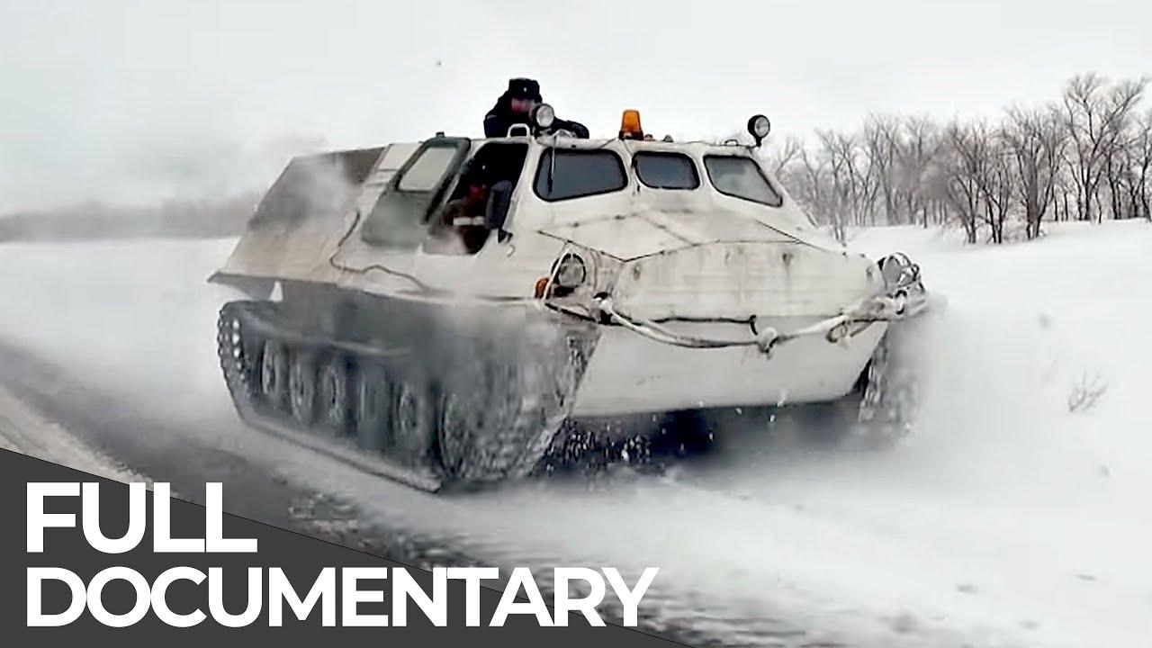 Deadliest Roads | Kazakhstan | Free Documentary