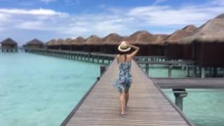 2017 Maldives, Anantara Veli Overwater Bungalow, Maafushi Island, Triton beach hotel
