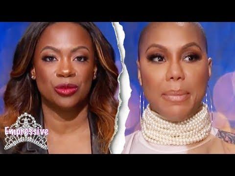 Tamar Braxton goes in on Kandi Burruss! (Celebrity Big Brother LIVE FEED)