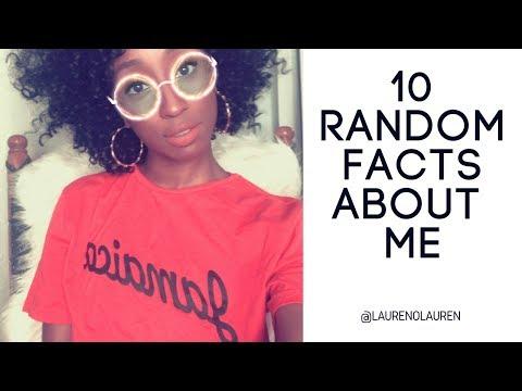 Caribbean Girls - 10 Facts about me | LaurenOLauren