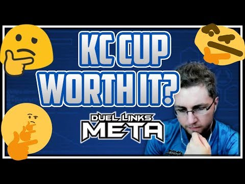 KC Cup Worth It? Dkayed's Concerns [Yu-Gi-Oh! Duel Links]