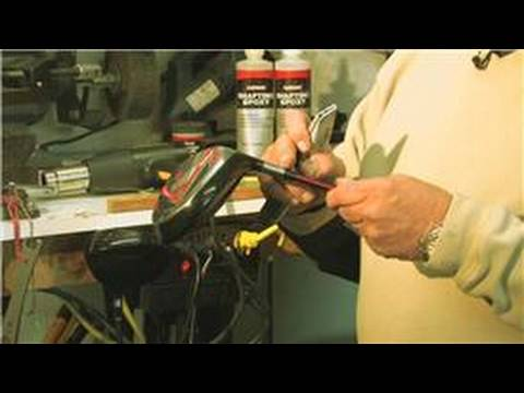Golf Equipment : How to Change a Golf Shaft