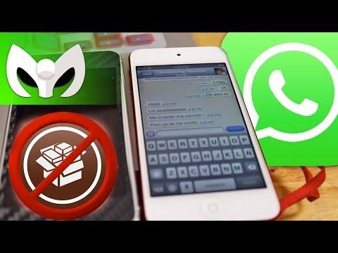 INSTALAR WhatsApp (SIN JAILBREAK) iPod Touch 4, 5 iPad Mini, 2,3,4 (EXPERTOS)