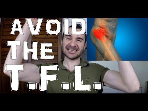 The Tensor Fasciae Latae (TFL): Avoid Exercising It / Leads To Knee Pain!