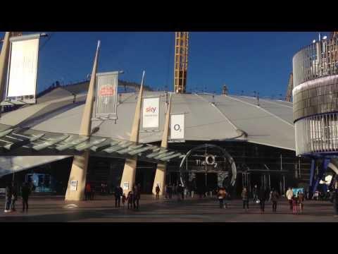 The o2 Arena, London