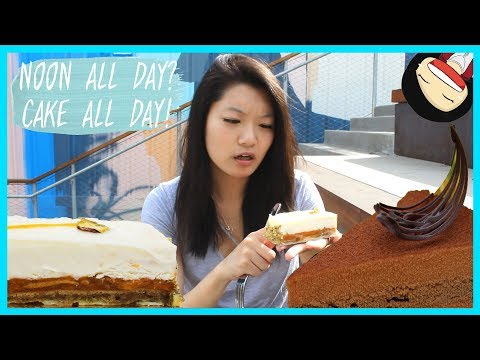 【Noon All Day】What about Cake All Day, Everyday?