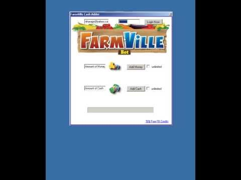 Farmville Money Adder [2013] (undetected)