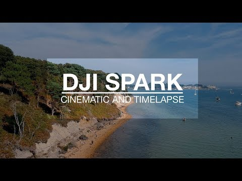DJI SPARK / CINEMATIC AND TIMELAPSE FOOTAGE