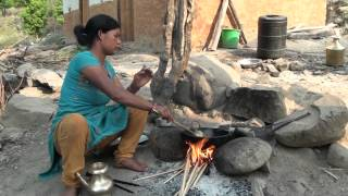 Rural Life in Nepal. Part-1. HD