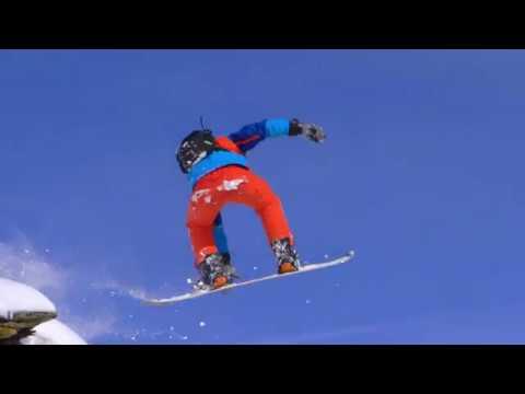 Vals 2018 Build Jump Freeride