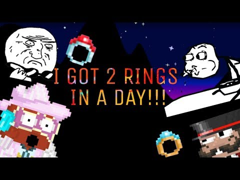 I GOT 2 RINGS IN A DAY!!! OMG!!!(Unbelievable Reaction)   Growtopia