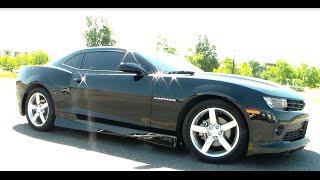 2014 15 Chevrolet Camaro Razzi Body Kit Install
