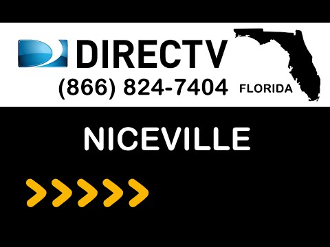 Niceville FL Directv Satellite TV Florida packages deals and offers