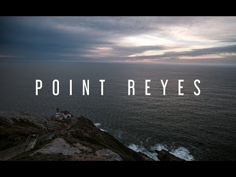 AMTRAK ACROSS AMERICA - Episode 5 (Point Reyes National Seashore)