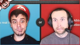 WOULD YOU RATHER...? (ROUND 1: ChilledChaos VS SeaNanners)