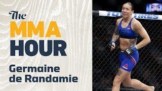 Germaine de Randamie: 'Horrible' Things People Said 'Hurt Me More' than Losing UFC Title