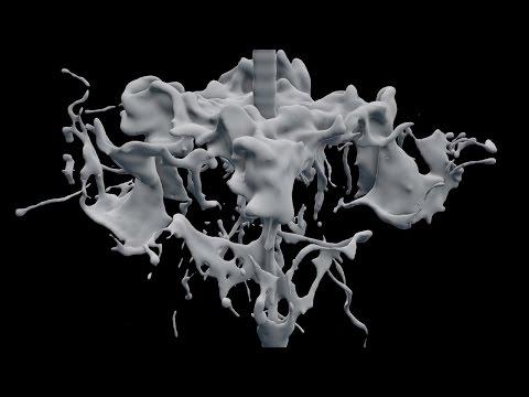 Blender Mantaflow Integration Demo Nr 2 Basic Liquid Simulations