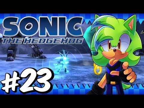 Sonic The Hedgehog 2006 (Xbox 360) | Part 23 | Silver's Story: White Acropolis