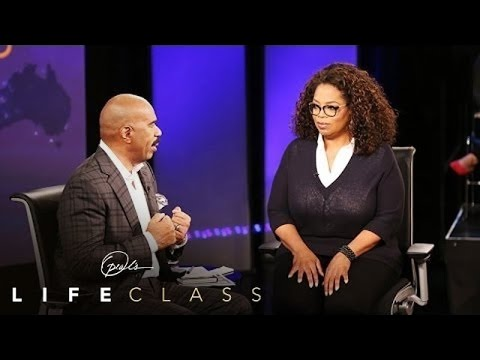 How Oprah and Steve Harvey Learned to Deal with Haters | Oprah's Lifeclass | Oprah Winfrey Network